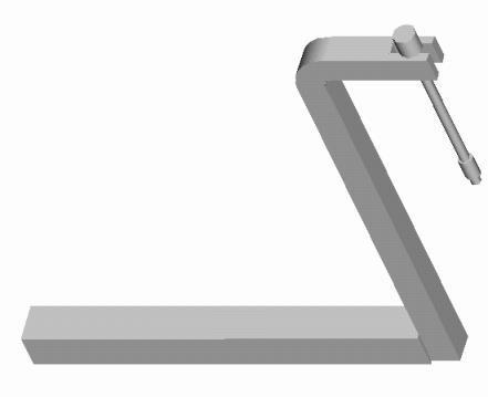 ferramenta para colocar pinos de porta gm c/ 2 pçs