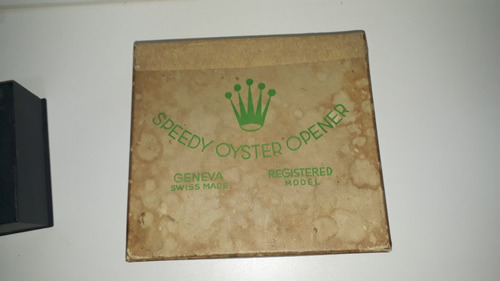 ferramenta rolex - speedy oyster opener - ref. 1008
