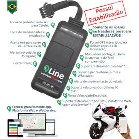 Rastreador e Bloqueador Veicular GPS GT-06