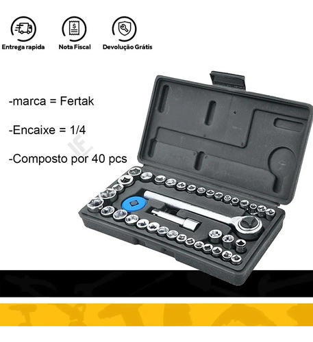 ferramentas chaves kit