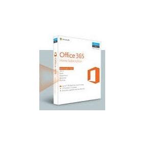 Office 365 Home 12 Meses 5 Instalações