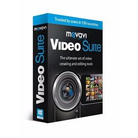 Movavi Vídeo Suíte 16 - Edição De Vídeo - Envio Por Email