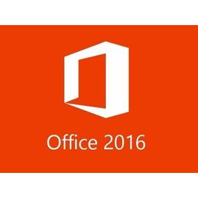 Licença Office Pro Plus 2016 Pc Mac Ativacao Online Original