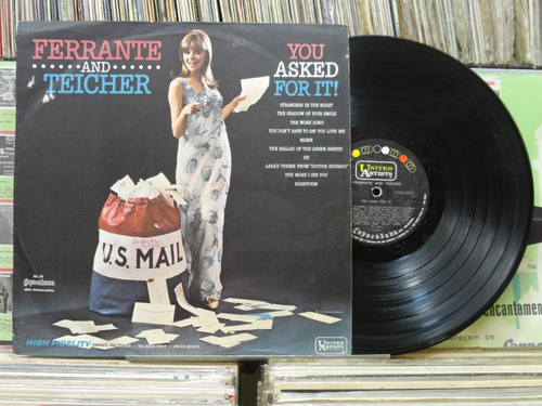 ferrante and teicher you asked for it ! - lp united artists