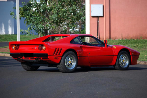 ferrari 288 gto recreation -308gtsi -classico esportivo old