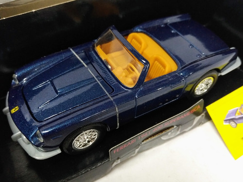 ferrari 400 superamerica 1961 escala 1/38 coleccion shell