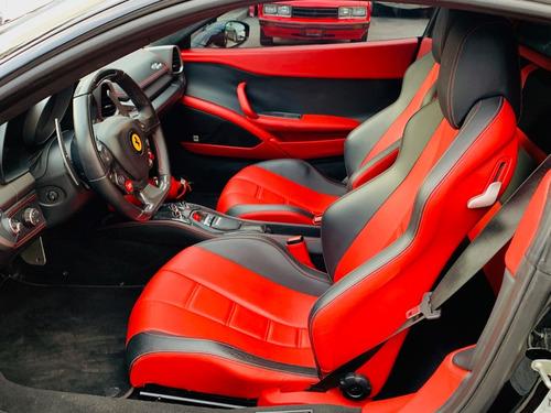 ferrari 458 italia coupe año:2012