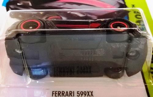 ferrari 599xx superized s t-hunt 2015 cfj39 hw 188/250 1:64
