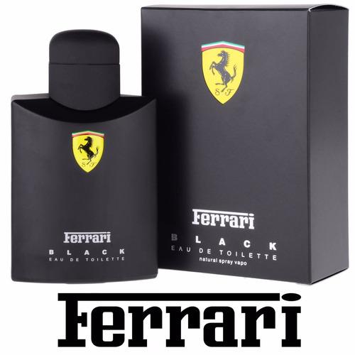 ferrari black 75ml