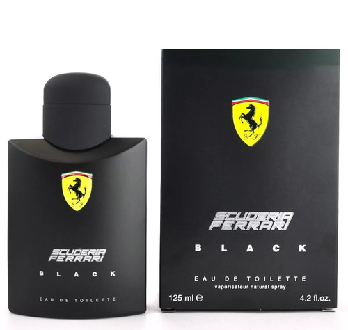 ferrari black edt m decant amostra 5ml original frete r$7.99