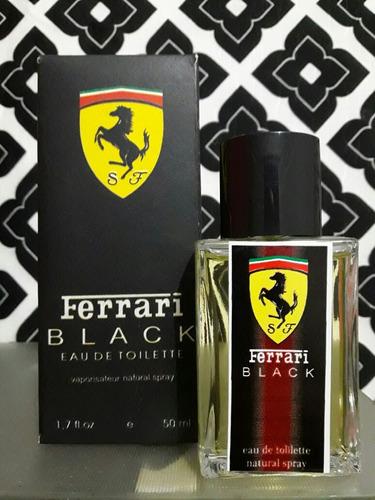 ferrari black (réplica) 50ml