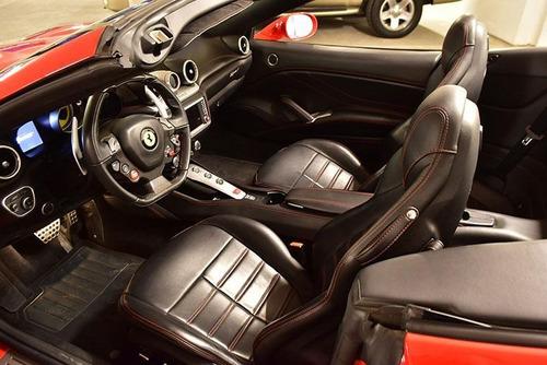 ferrari california  t v8 3.9 turbo impecable 2015