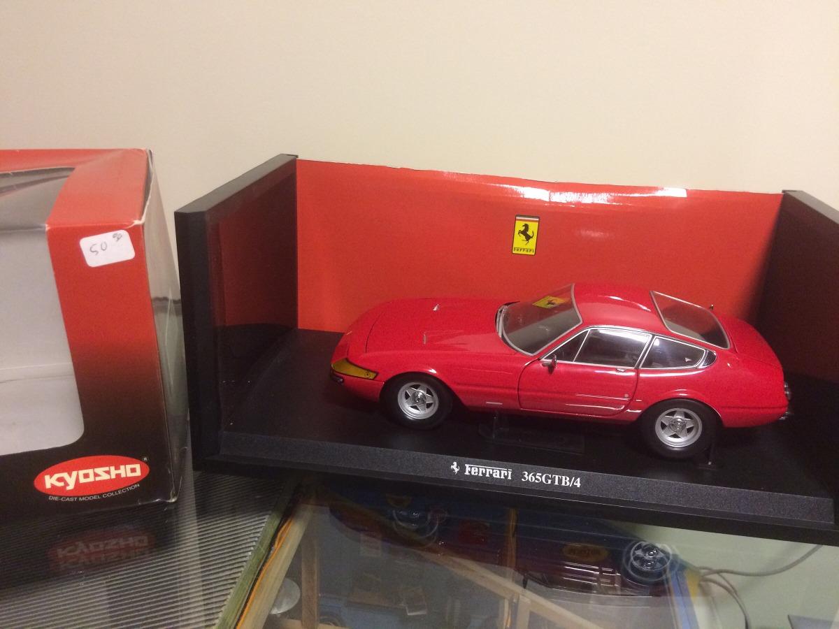 Ferrari Daytona 1/18 Kyosho! N Cmc Exoto Gmp Bbr