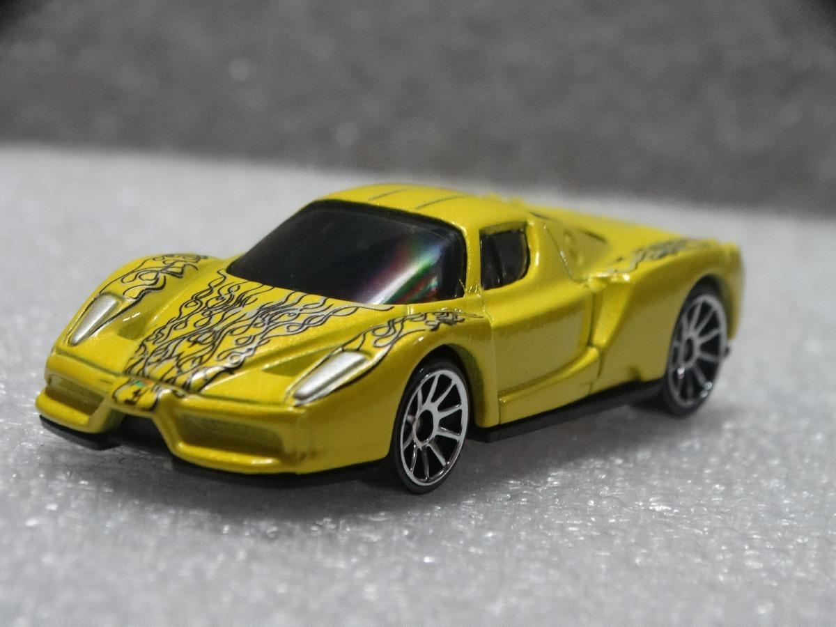 Alherabeto Ferrari Enzo Pack Five 2005 Hot Wheels Loose R 45 00
