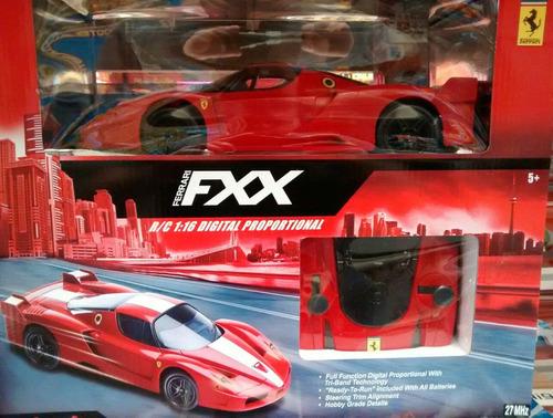 ferrari fxx radio control