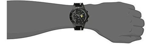 ferrari hombres 0830262 redrev evo pantalla analogica reloj