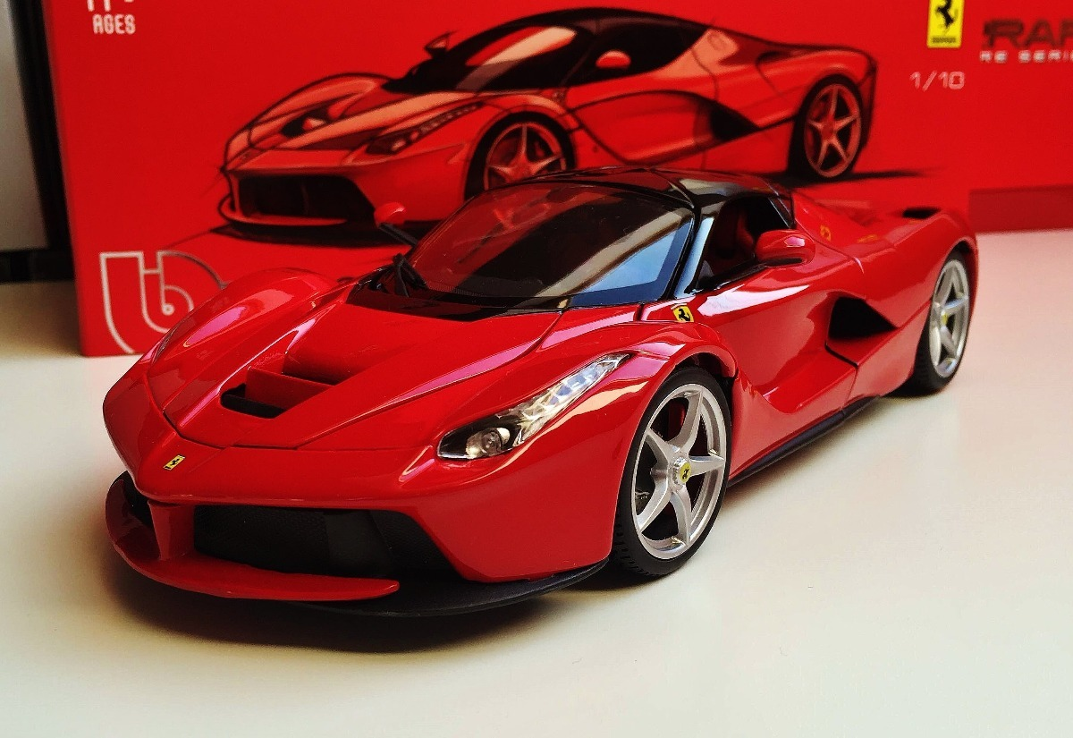 ferrari laferrari 1 18 r 429 90 em mercado livre. Black Bedroom Furniture Sets. Home Design Ideas