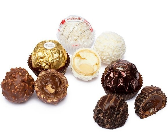 Ferrero Collection Corazon Estuche 8pz Rocher Rondnoir 15000 En