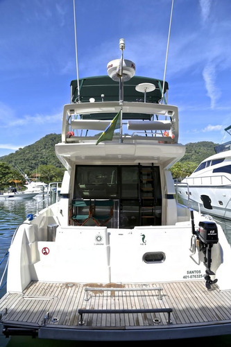 ferretti 40 ano 1995 mwm 430 hp - marina atlantica