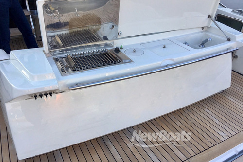 ferretti 460 platinum ñ phantom intermarine azimut prestige