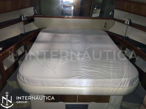 ferretti 50 1997 intermarine azimut phantom fairline sessa