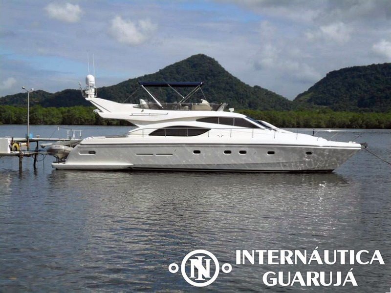 ferretti 55 2002 | intermarine azimut phantom sessa real