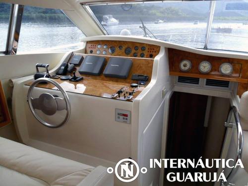ferretti 55 2002 | intermarine azimut phantom sessa real