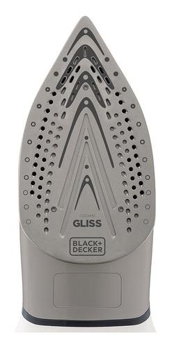 ferro á vapor ceramic gliss black+decker fx3060 - 220v
