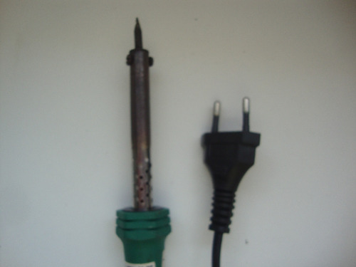 ferro de solda - ipxo - 40w - 60hz - 127v - 7312 - brasfort