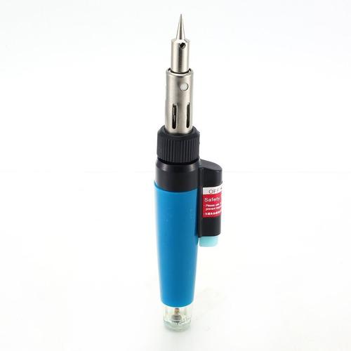 ferro de soldar gas automatico 3em1 recarregave profissional