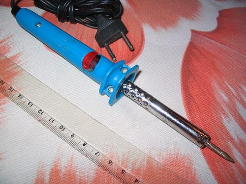 ferro de soldar western model: soldering iron - original  !