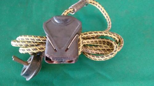 ferro eletrico antigo