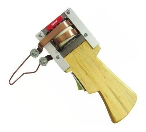 ferro solda pistola estanhador profissional 150wts 220v