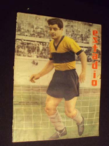ferrobadminton, 1954-1956, revista estadio (3)
