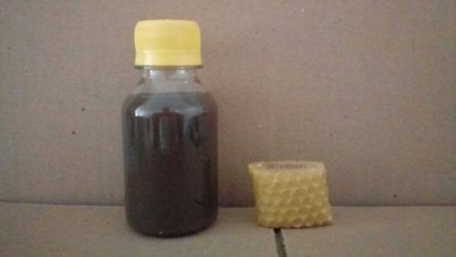 ferromoneo abelha jatai 200 ml mais bola de cera.