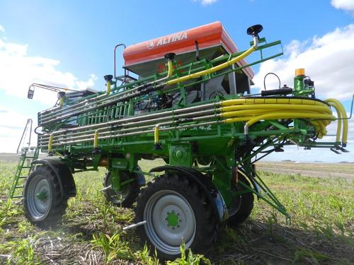 fertilizadora 3200  - reacondicionada - con kit altina