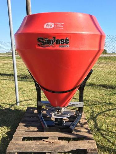 fertilizadora abonadora agricola  são jose 600l de 3 puntos
