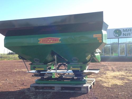 fertilizadora eurospand, italiana reparada a nueva
