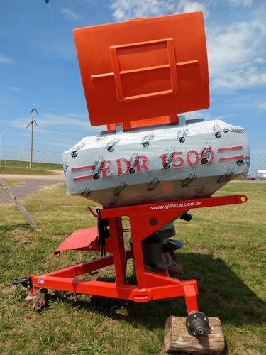 fertilizadora gimetal edr-1500