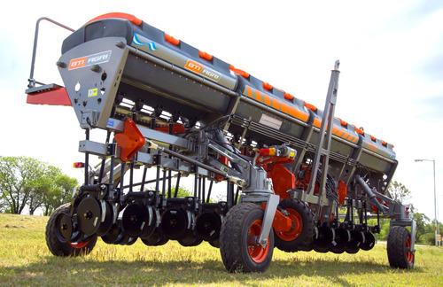 fertilizadora incorporadora de solido
