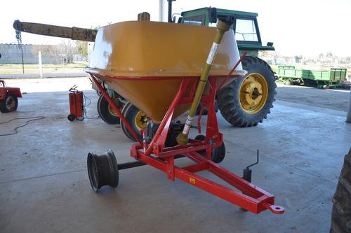 fertilizadora pendular tanzi 1500