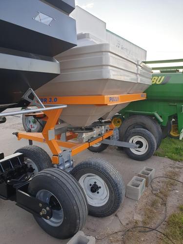 fertilizadora pozzi edr  3.0 nueva...