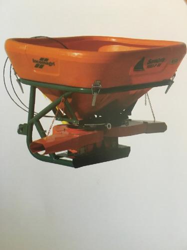 fertilizadora, sembradora, abonadora 1300 kg