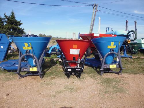 fertilizadora sembradora buferagri