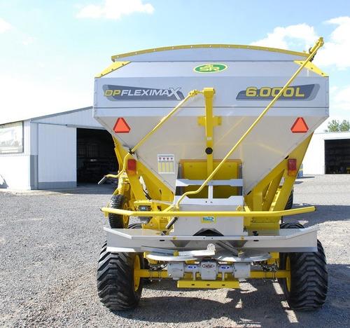 fertilizadora sr fleximax 6000 lts.