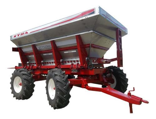 fertilizadora syra extreme 15 tt mapeo y balanza