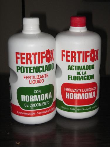 fertilizante follaje fertifox c hormona x 1ltr