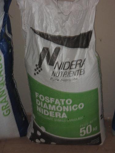 fertilizante fosfato diamonico x kilo comprando x 50 kgr