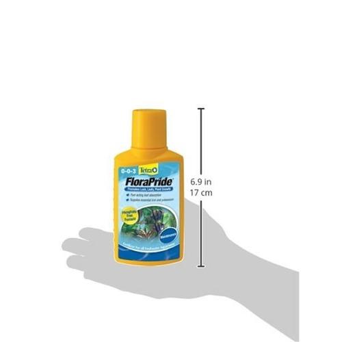 fertilizante potasio acuario plantado flora pride x 250 ml