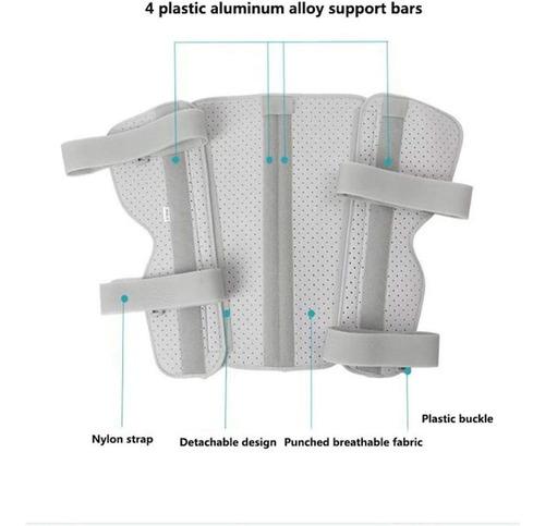 ferula tripanel inmovilizador pierna rodilla t/ universal